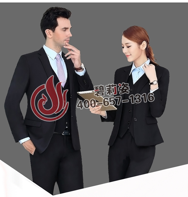 女式男士衬衫短袖职业装