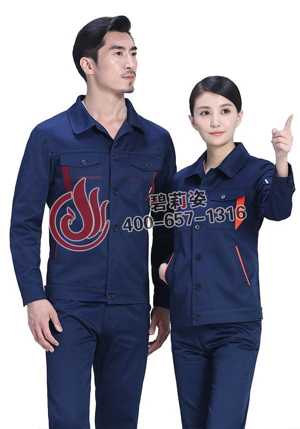 劳保工作服纯棉生产